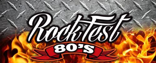 Rockfest 80's Pembroke Pines